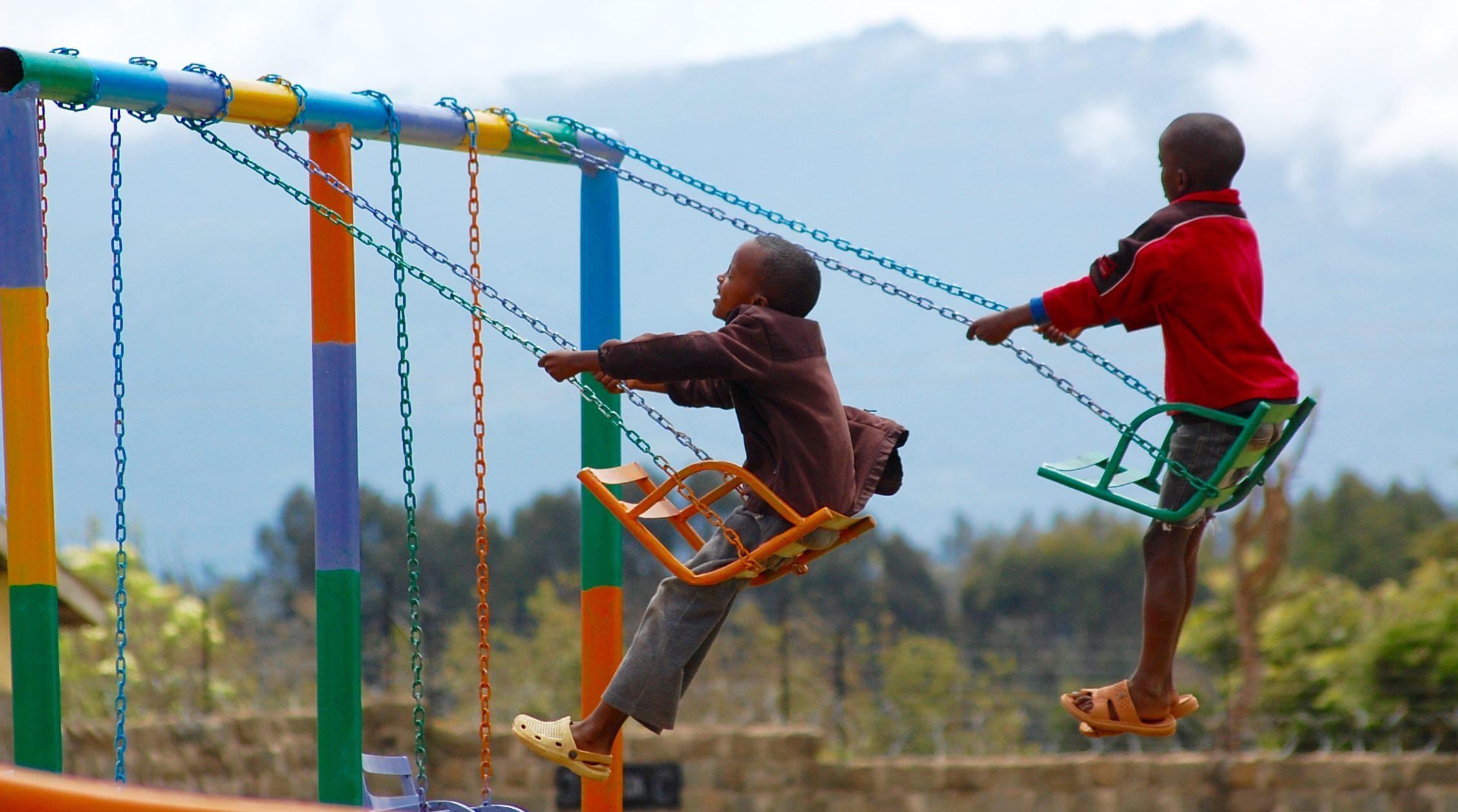 IAA Orphans Swinging